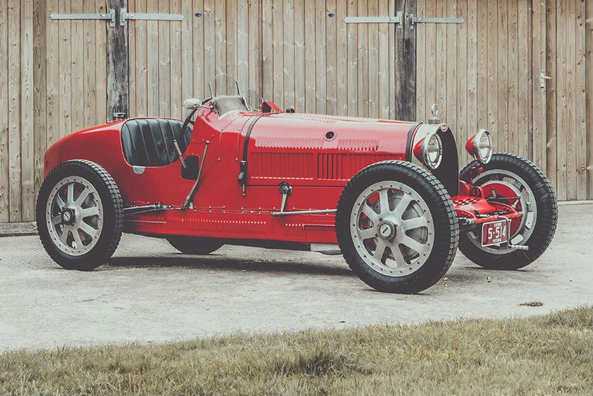 Bugatti Type 35 TC