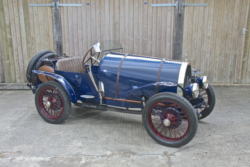 Bugatti Brescia For Sale