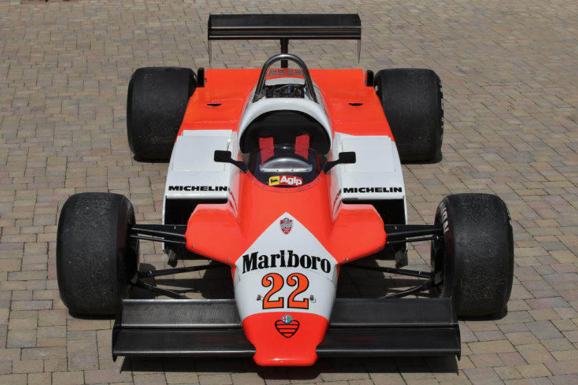 Alfa Romeo 182 Historic Formula 1 for sale