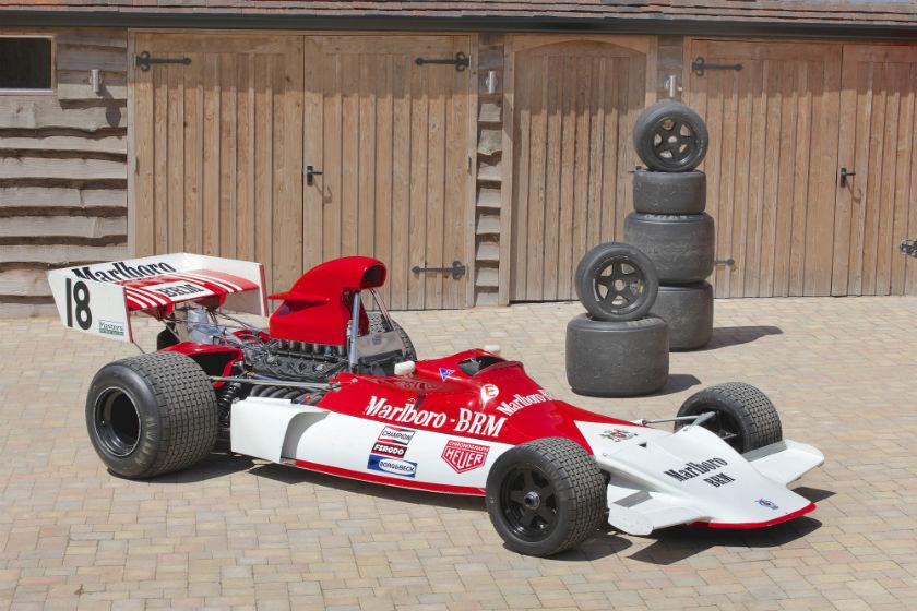 BRM P180 Formula 1