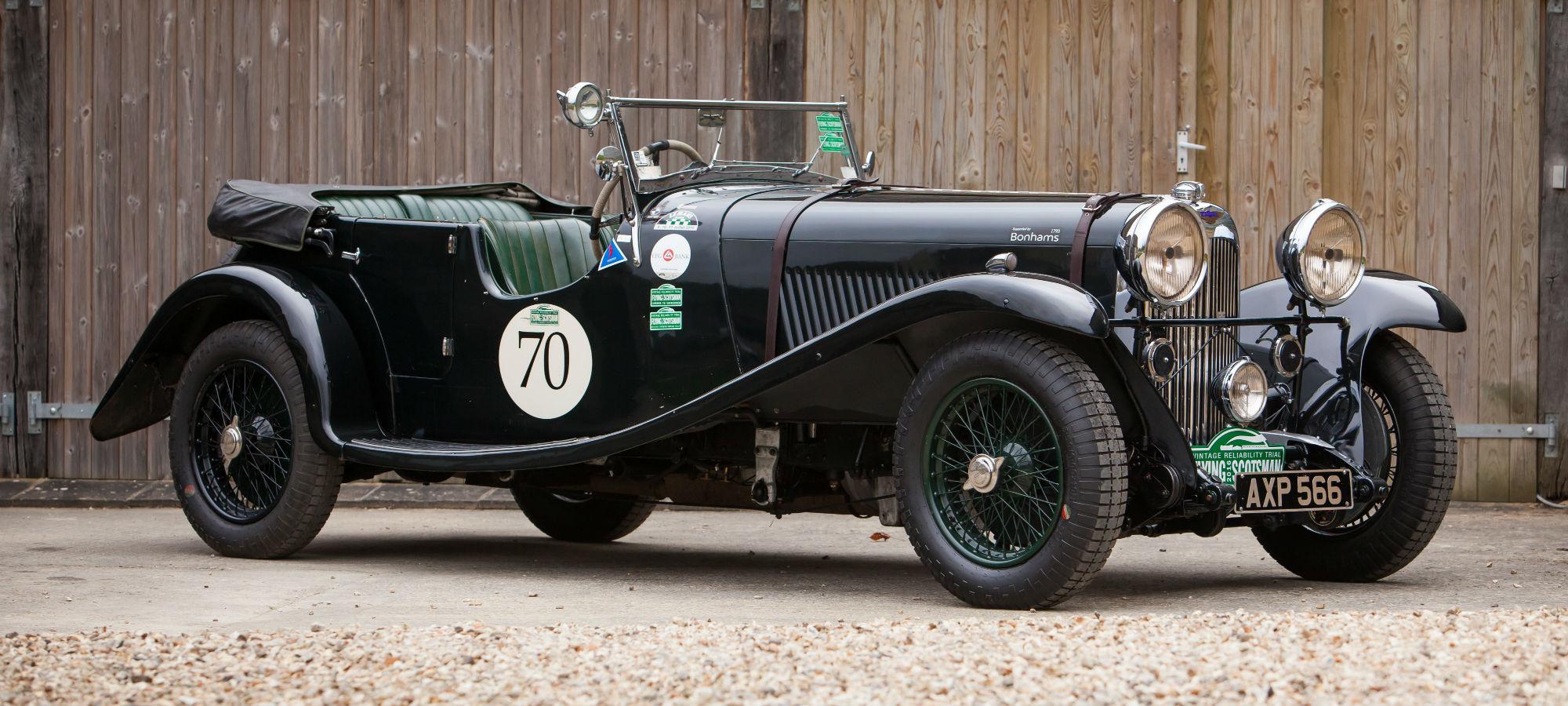 1934 Lagonda M45
