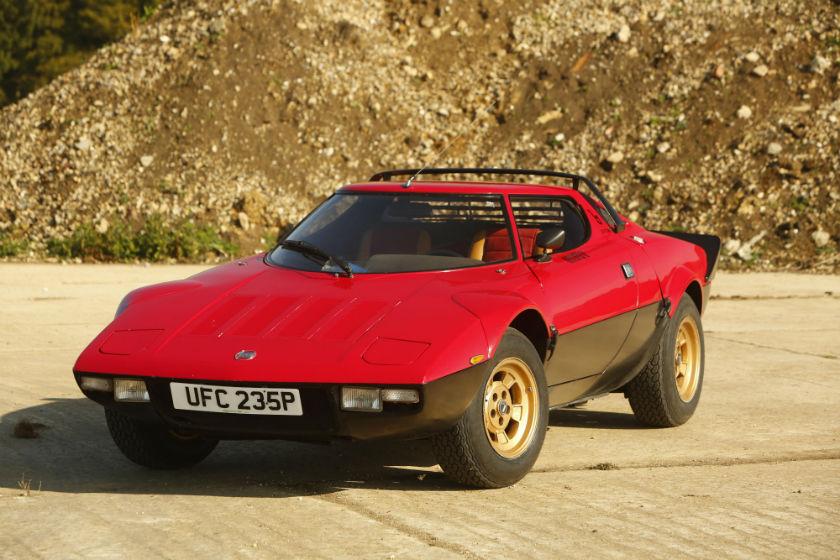 Lancia Stratos For Sale