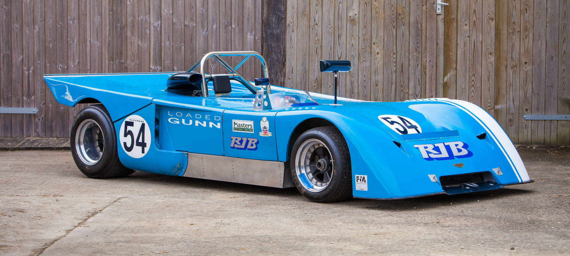 The South African 6 Hours Winning, Ex - John Abrahams, Richard Scott 1971 Chevron B19