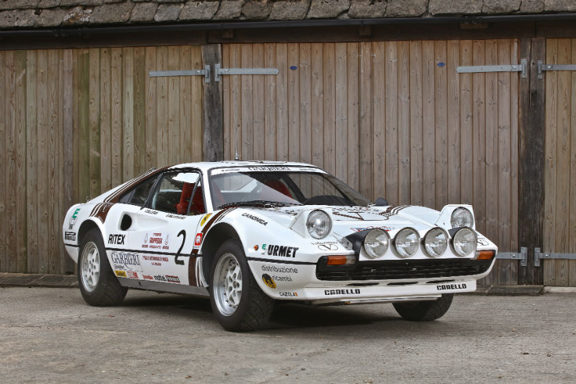 Ferrari 308 Michelotto Group B For Sale