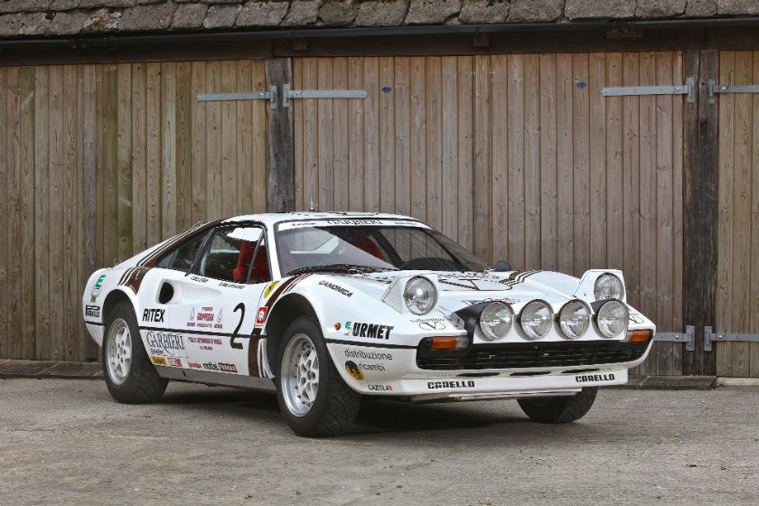 Ferrari 308 Michelotto Group B For Sale