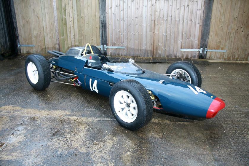 Lola Mk4 Formula 1 Sold