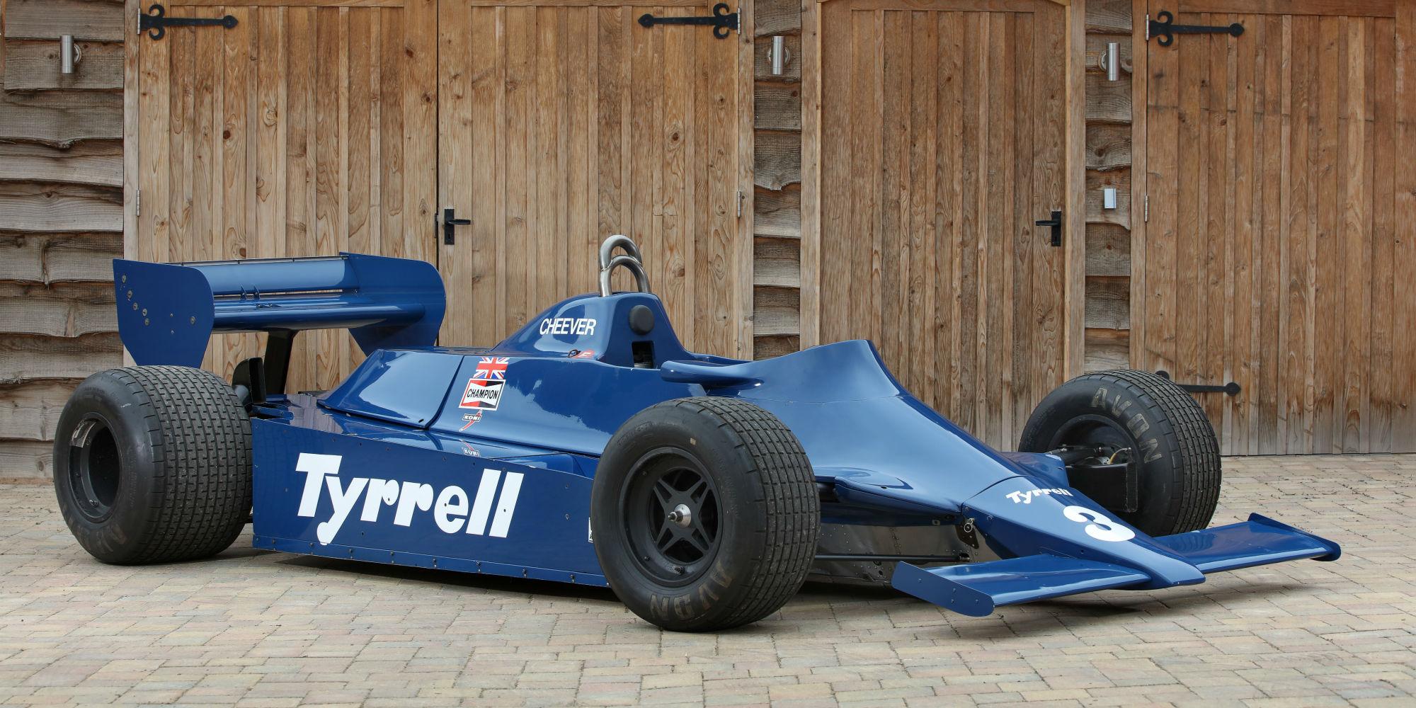 Tyrrell 010 Images Usseek Com