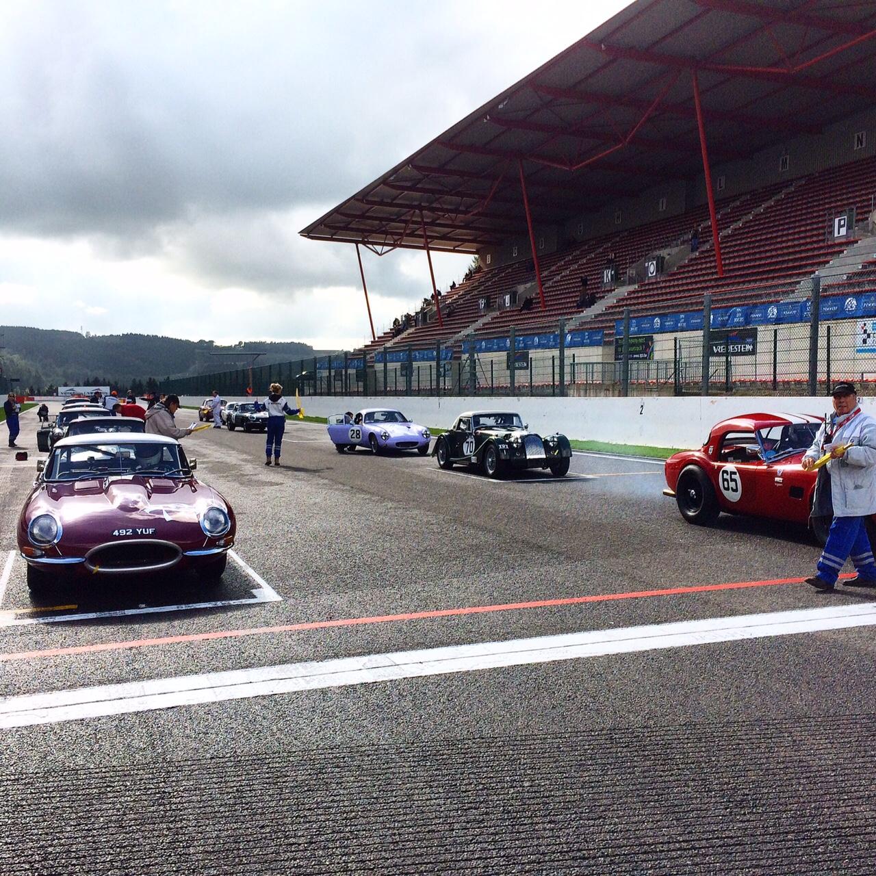 Pre '63 GT Grid Spa