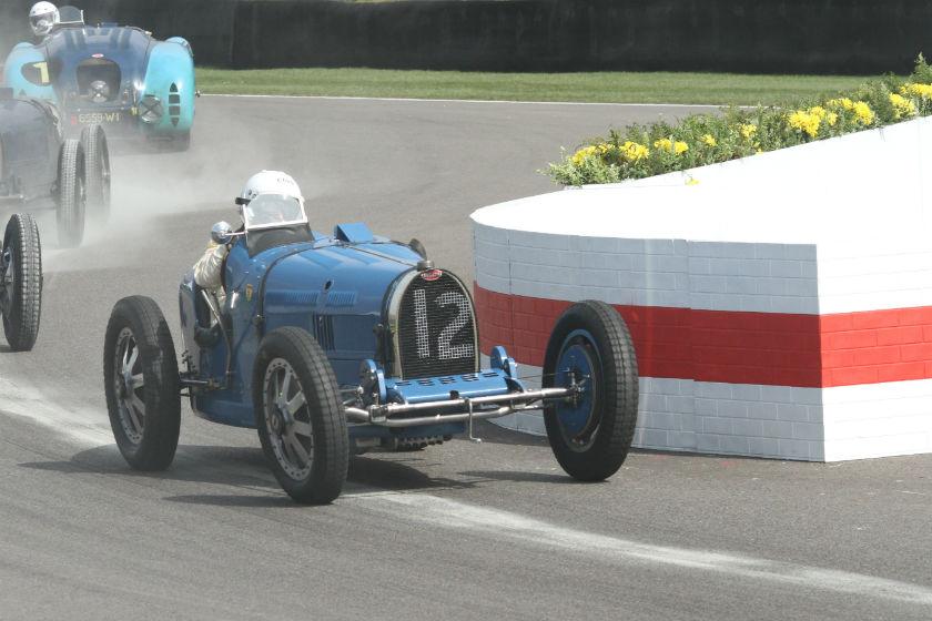 Bugatti Type 35B Sold