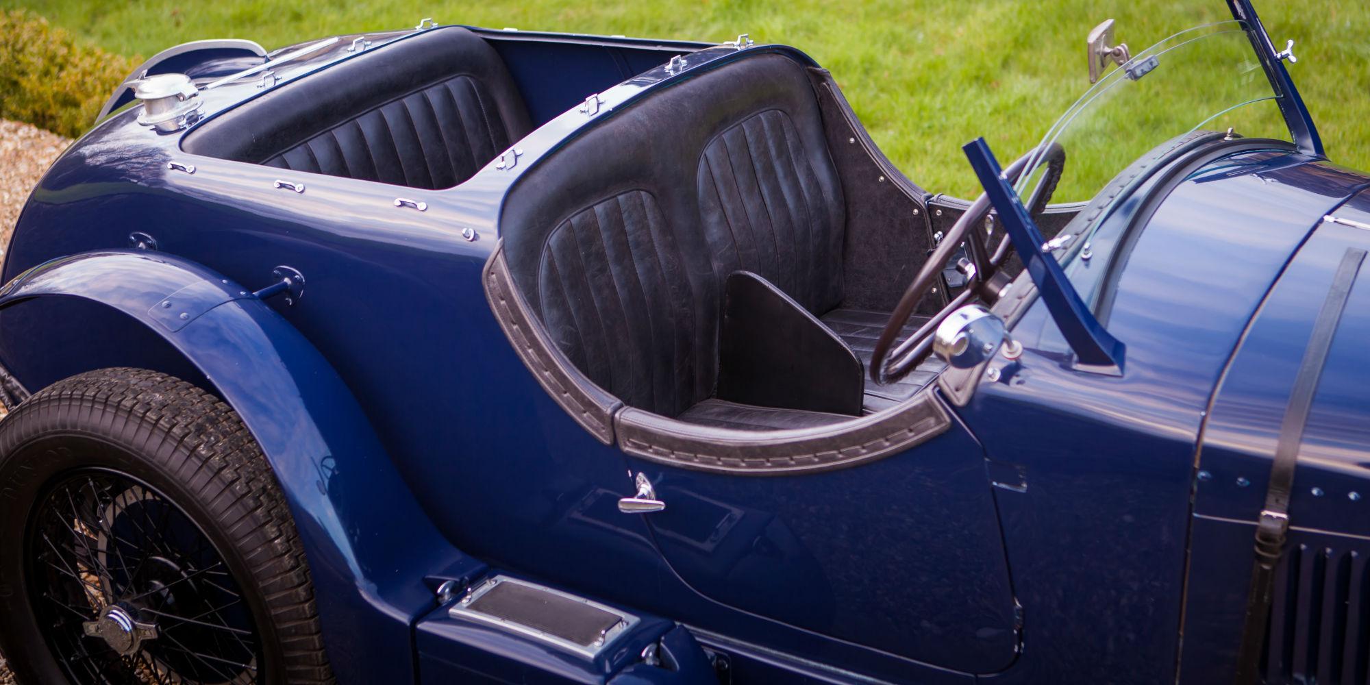 1933 Alfa Romeo 6C 1900