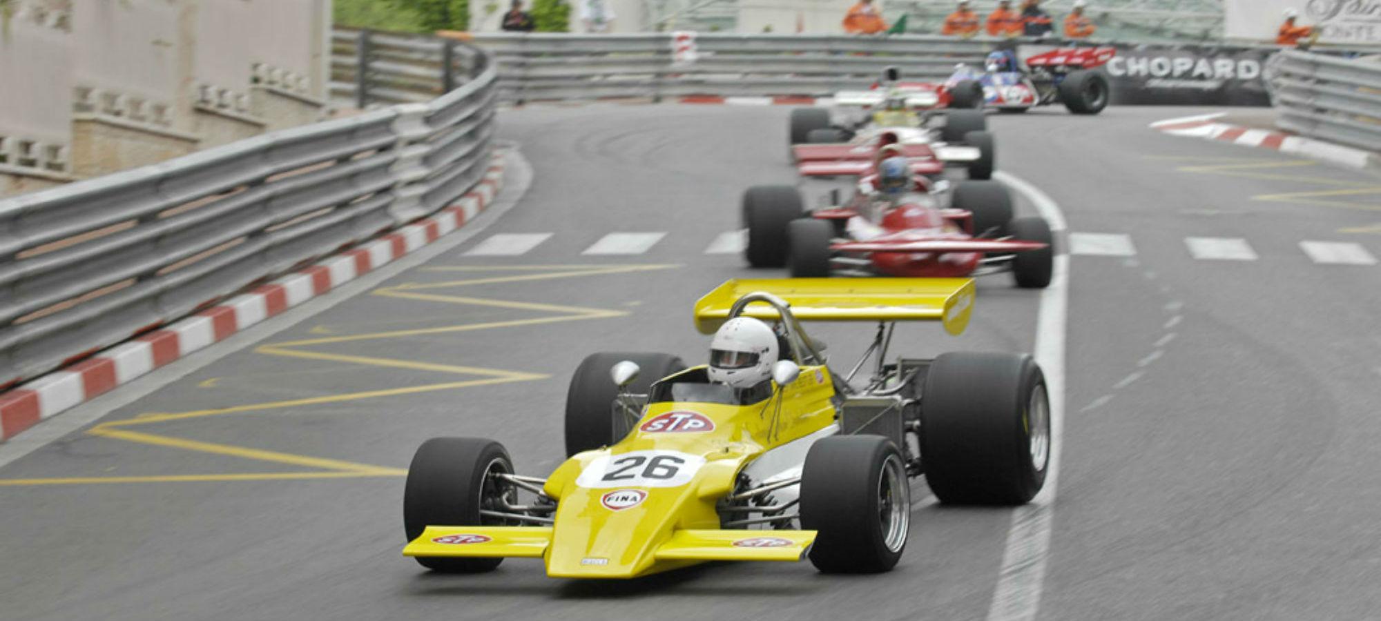 1972 March 721G Formula 1 Ex - Mike Beuttler, David Purley, Reine Wissel