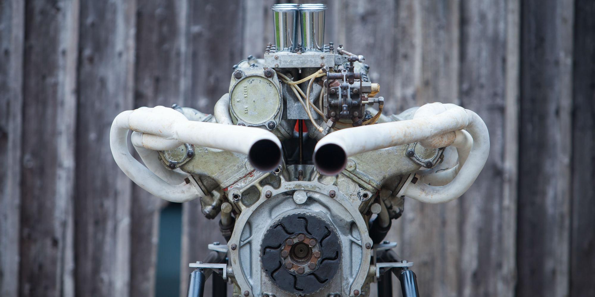1966 Ferrari 228 Formula 1 Engine