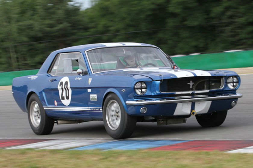 1965 Ford Mustang 289 FIA For Sale