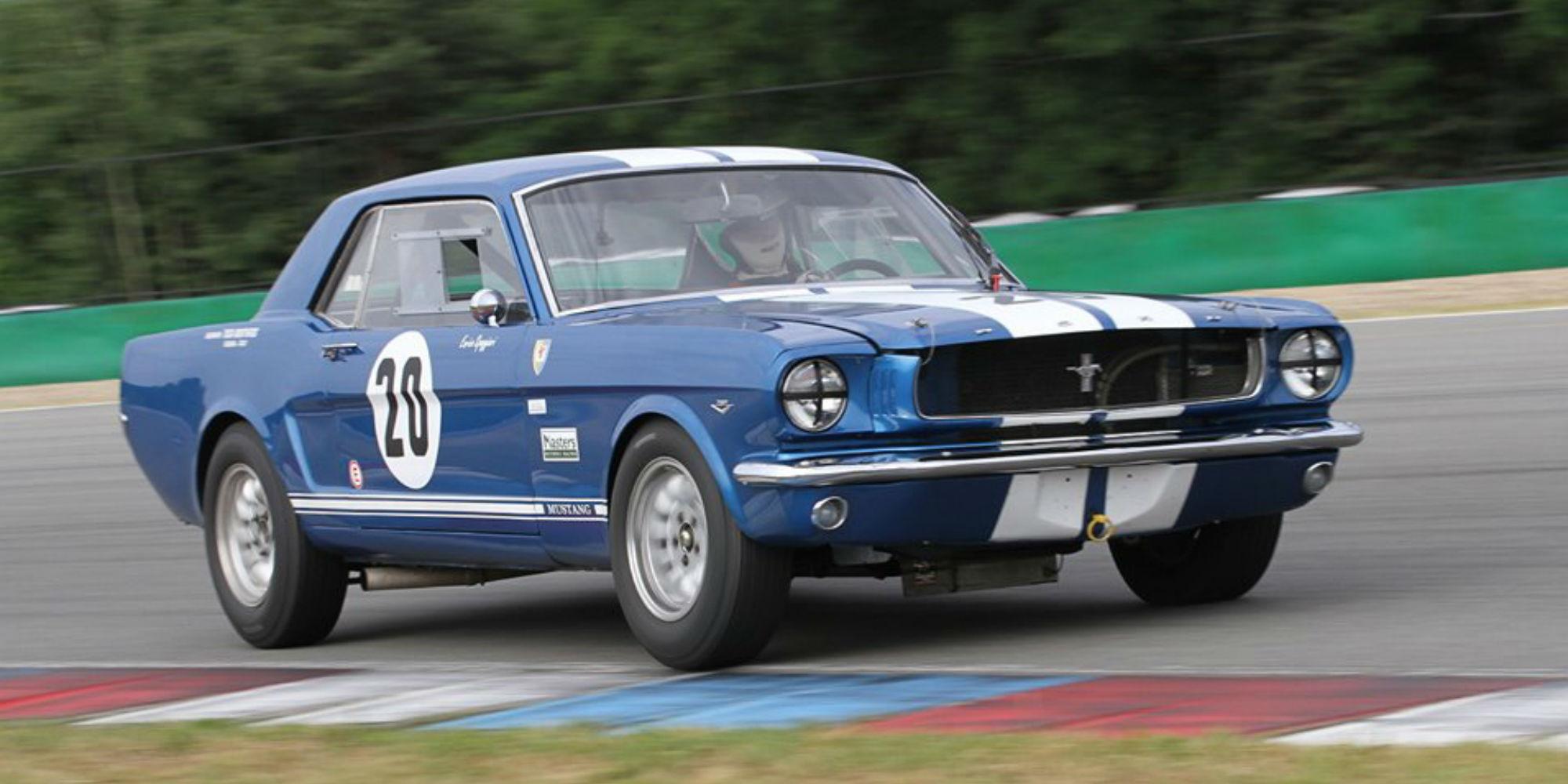 1965 Ford Mustang 289 Fia William I Anson Ltd