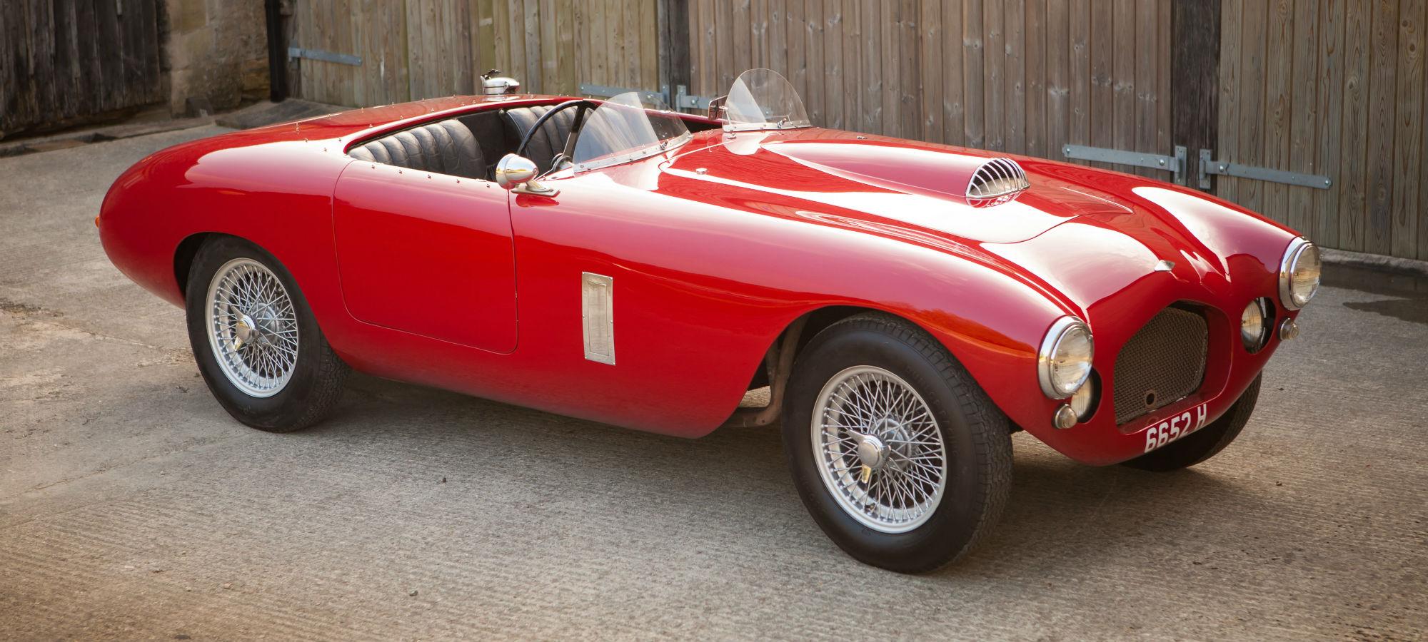 1953 Frazer Nash Targa Florio