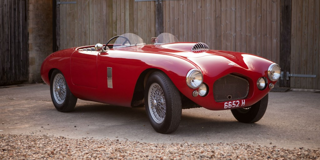 Frazer Nash Targa Florio For Sale