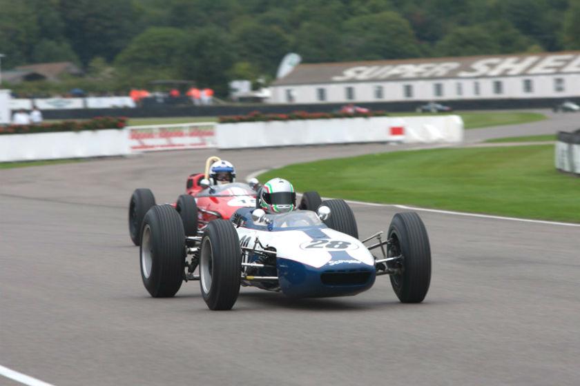 1963 Scirocco BRM