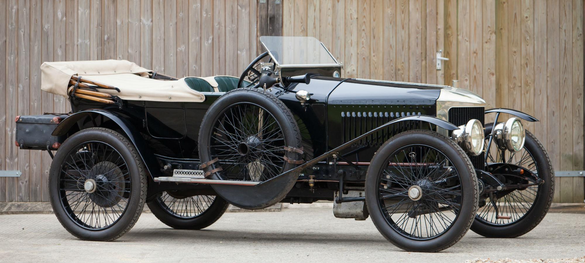 1914 Vauxhall Prince Henry