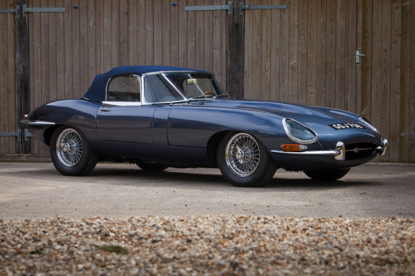 1962 Jaguar E-Type Series 1 3.8 Litre Roadster For Sale
