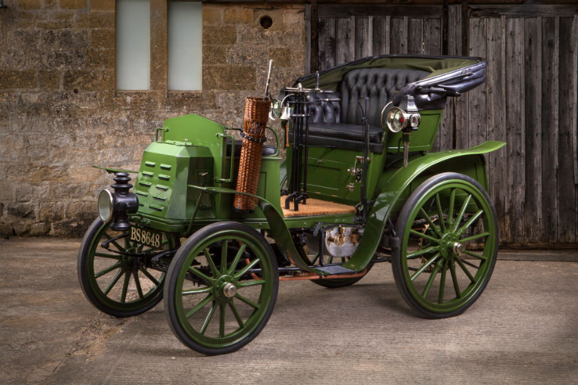 1901 Benz For Sale