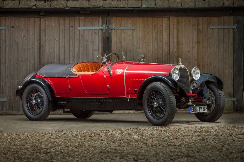 1926 Bugatti Type 38 For Sale