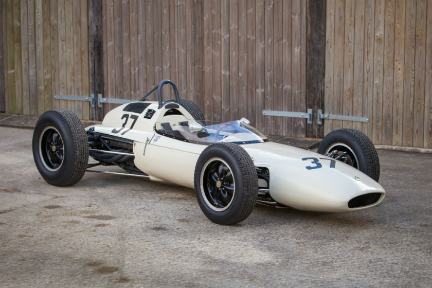 1962 Lotus 24 BRM Formula 1 car For Sale