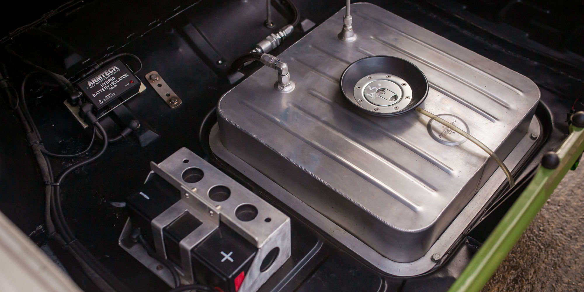 The Leo Voyazides / Simon Hadfield Lotus Cortina Mk1