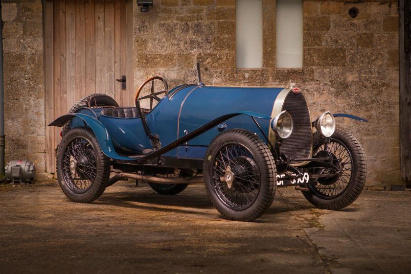 1926 Bugatti Brescia For Sale
