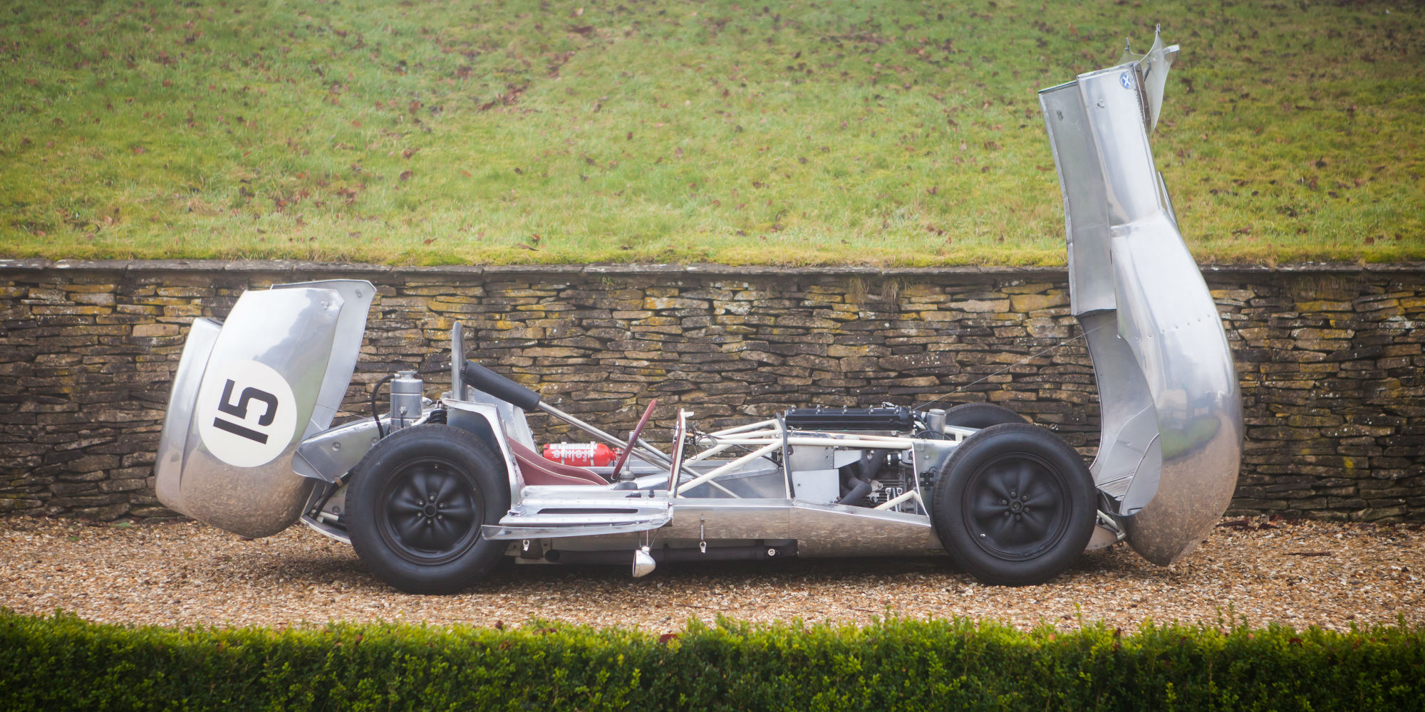 The Ex – Alan Stacey, Works 1959 Lotus 15
