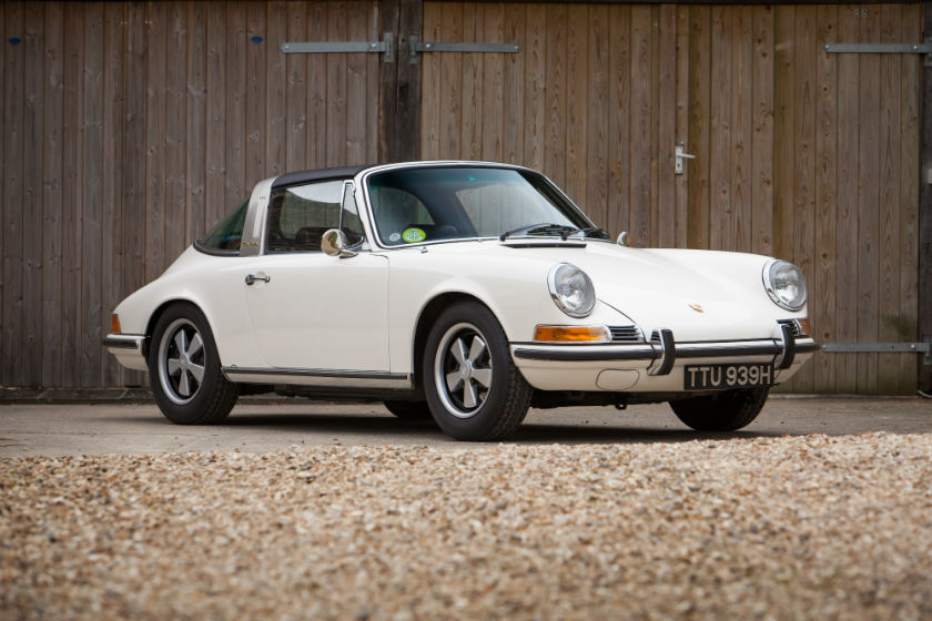 1970 Porsche 911T Targa for sale at William I'Anson Ltd