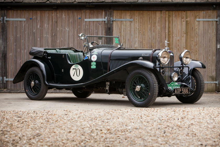 1934 Lagonda M45 for sale at William I'Anson Ltd
