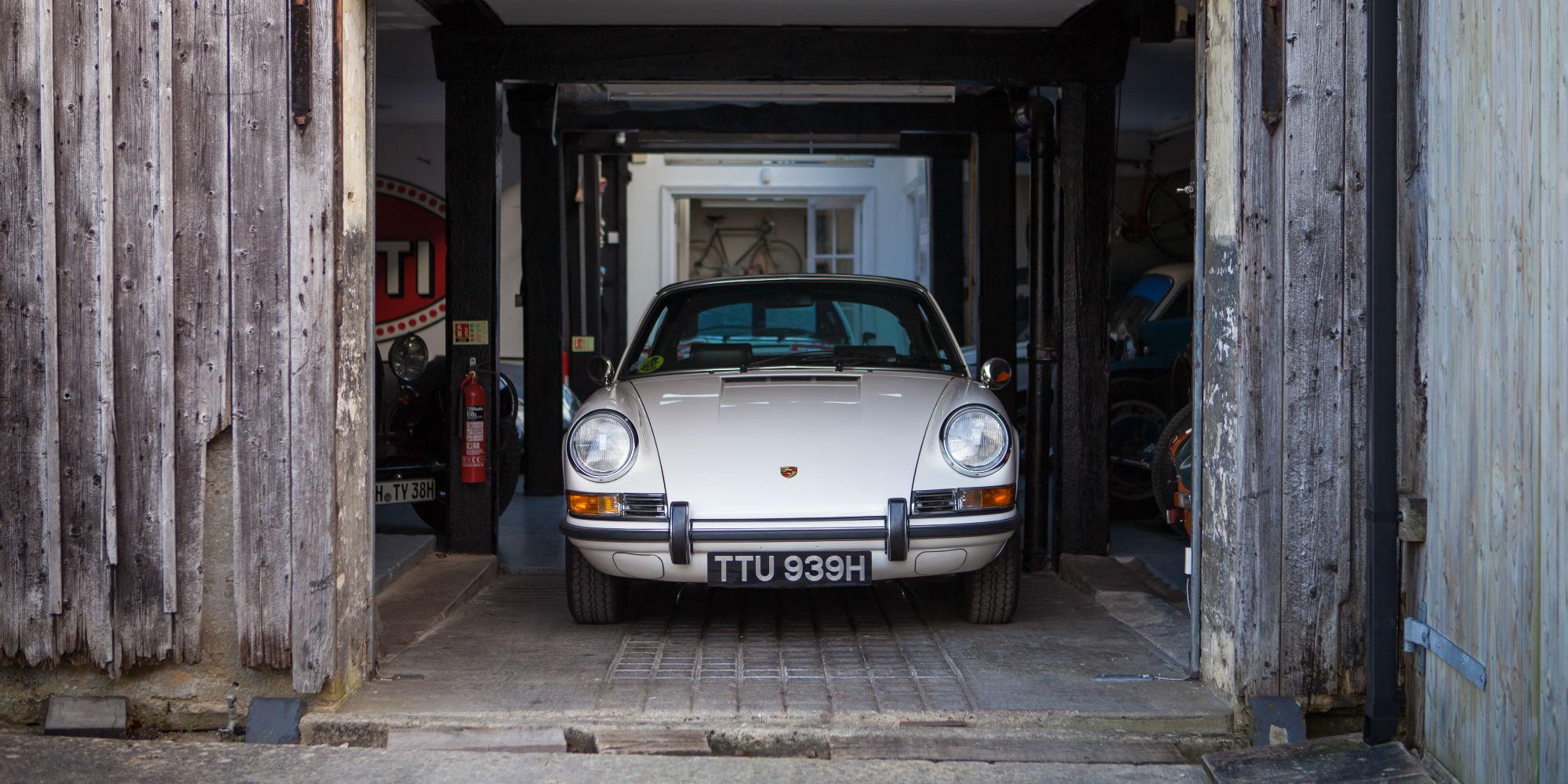 1970 Porsche 911T Targa