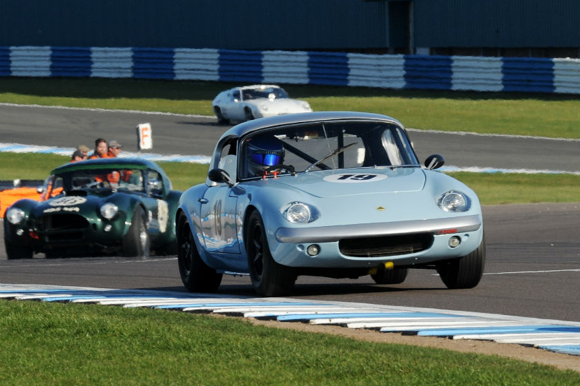 Lotus Elan S1 to FIA 26R Specification Sold