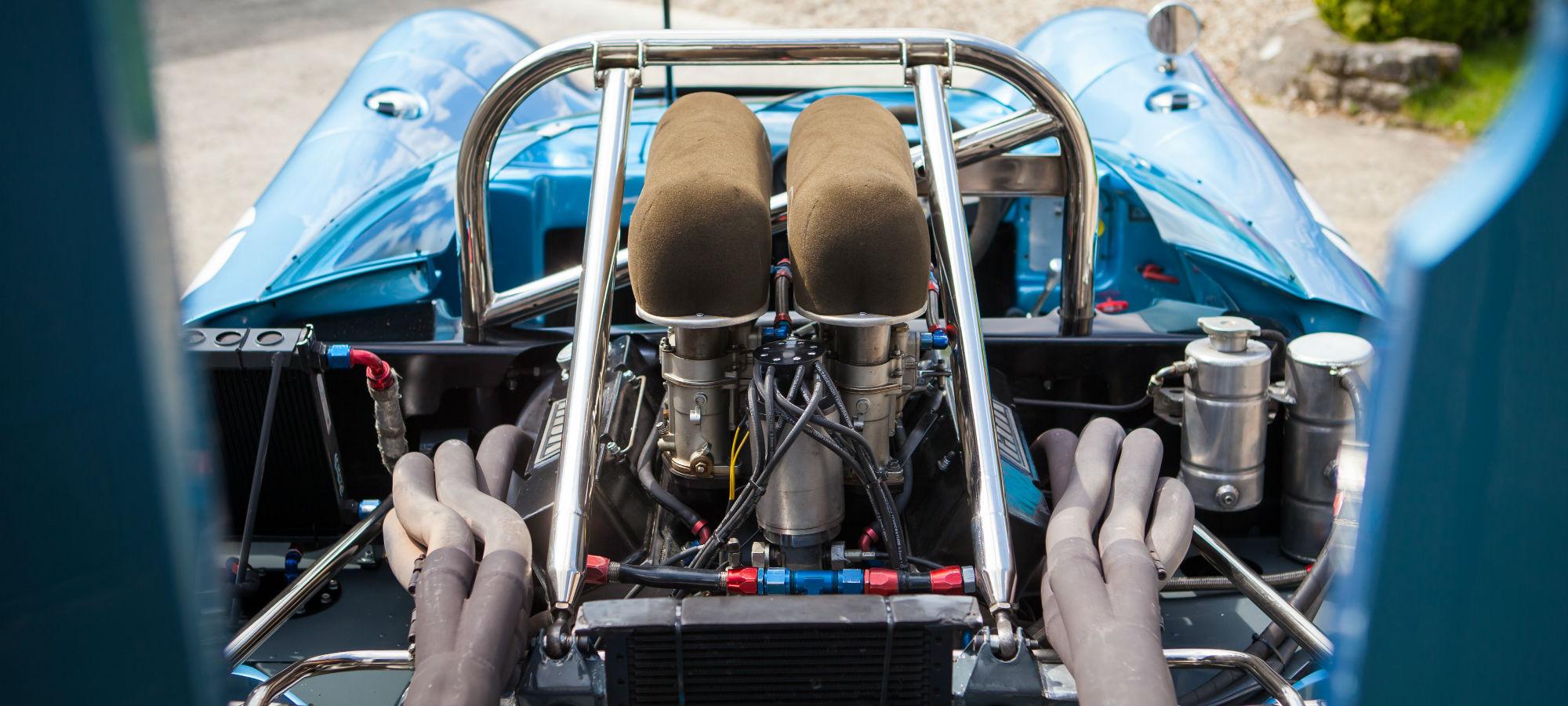 The Ex – Mecom, Zerex Special 1965 Lola T70 Spyder Mk1