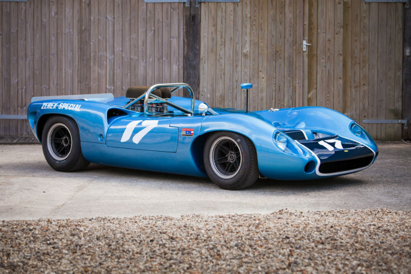 1965 Lola T70 Spyder Mk1 For Sale at William I'Anson Ltd