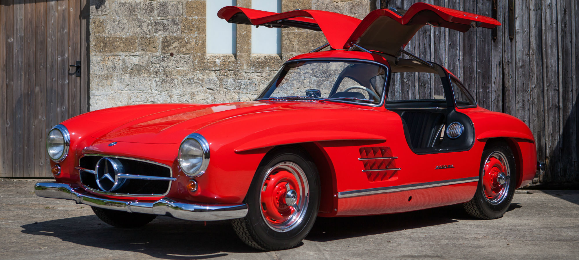 1955 mercedes benz 300sl coup gullwing william i 39 anson ltd for Mercedes benz 300sl gullwing for sale