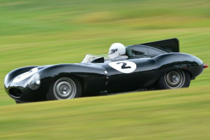 1955 Jaguar D-Type Sold by William I'Anson Ltd