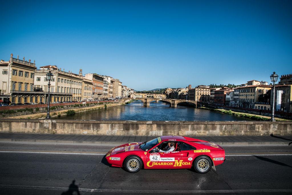 Modena Cento Ore 2017 Ferrari 308 Group B