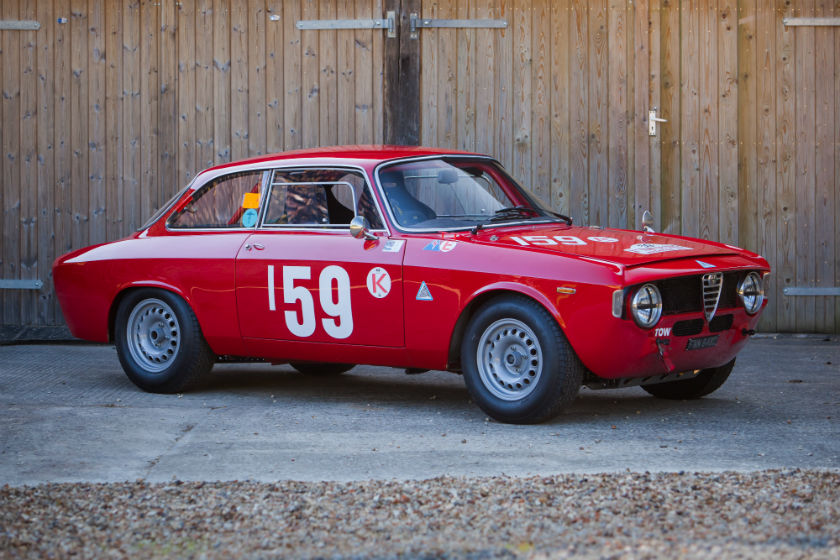 1965 Alfa Romeo GTA to FIA Specification For Sale