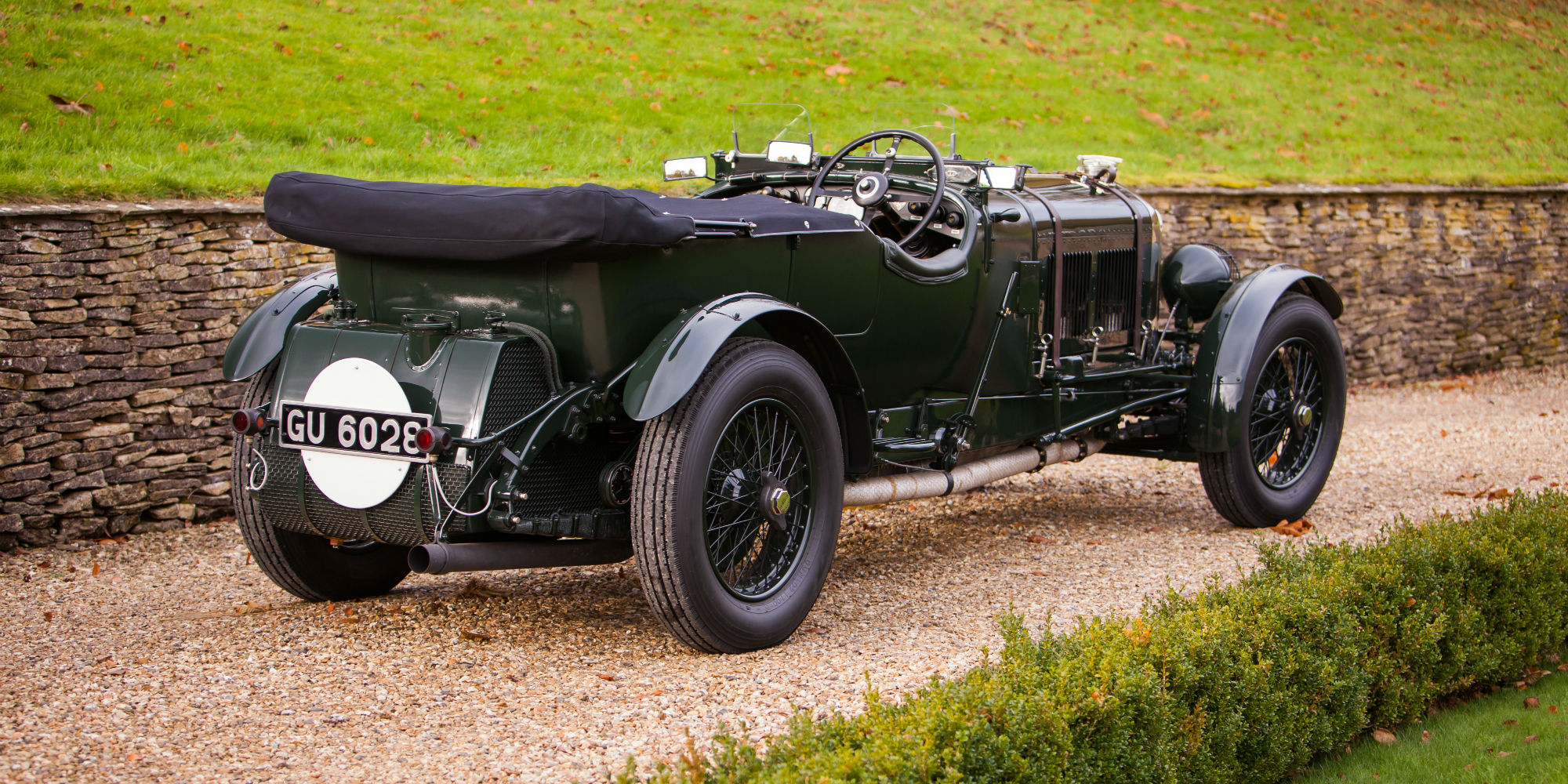 1929 Bentley Speed Six