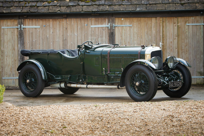 1929 Bentley Speed Six For Sale at William I'Anson Ltd