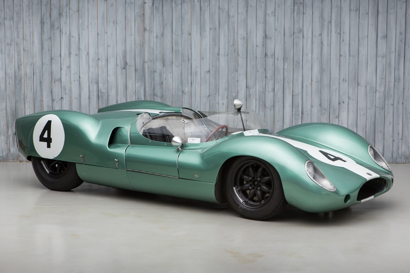 The Ex Sir Stirling Moss, Bib Stillwell, Coil Sprung 1959 Cooper T49 Monaco For Sale at William I'Anson Ltd
