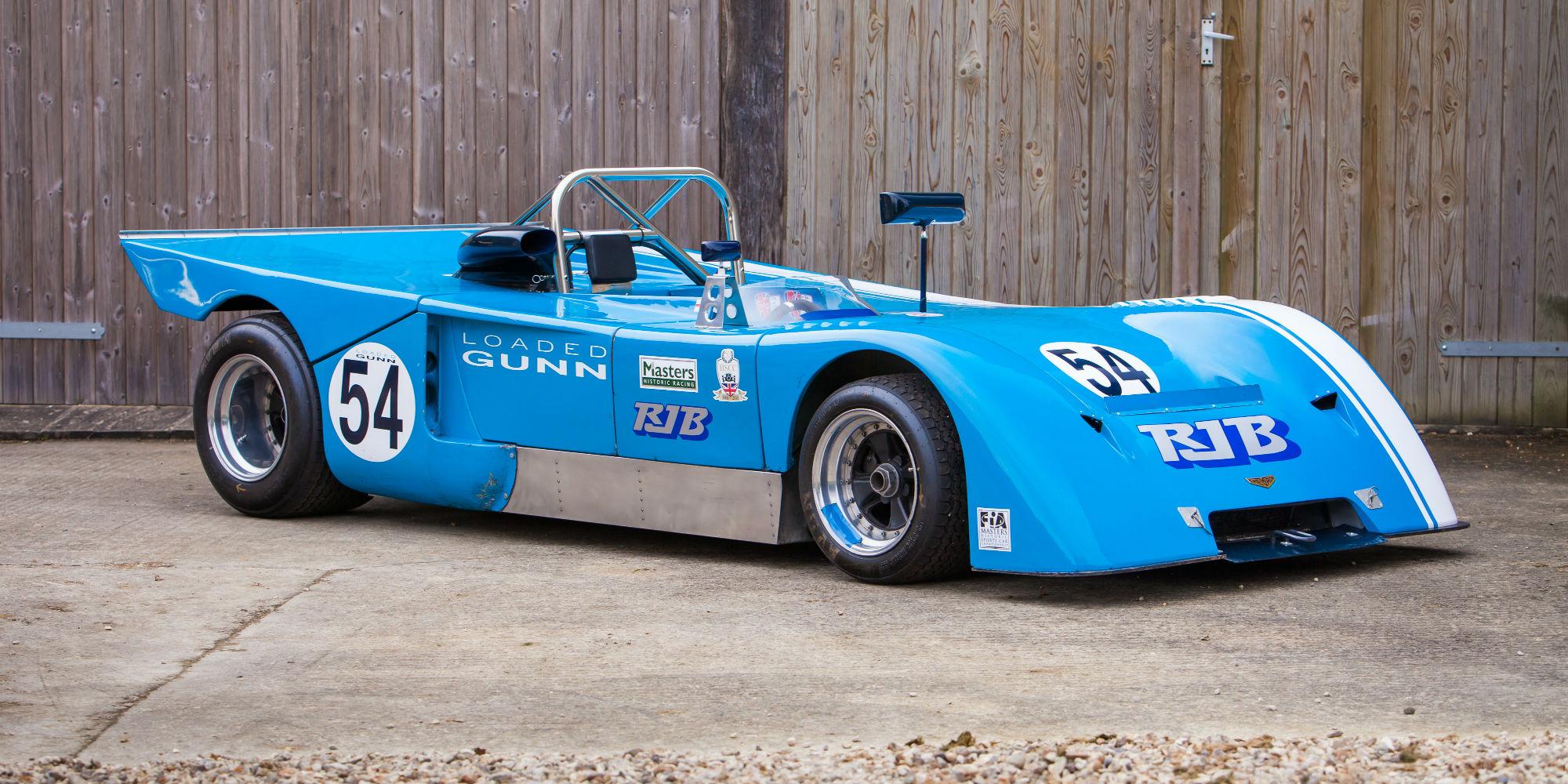 The South African 6 Hours Winning, Ex – John Abrahams, Richard Scott 1971 Chevron B19