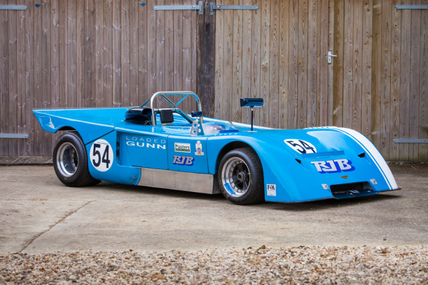 The South African 6 Hours Winning, Ex - John Abrahams, Richard Scott, 1971 Chevron B19 For Sale at William I'Anson Ltd