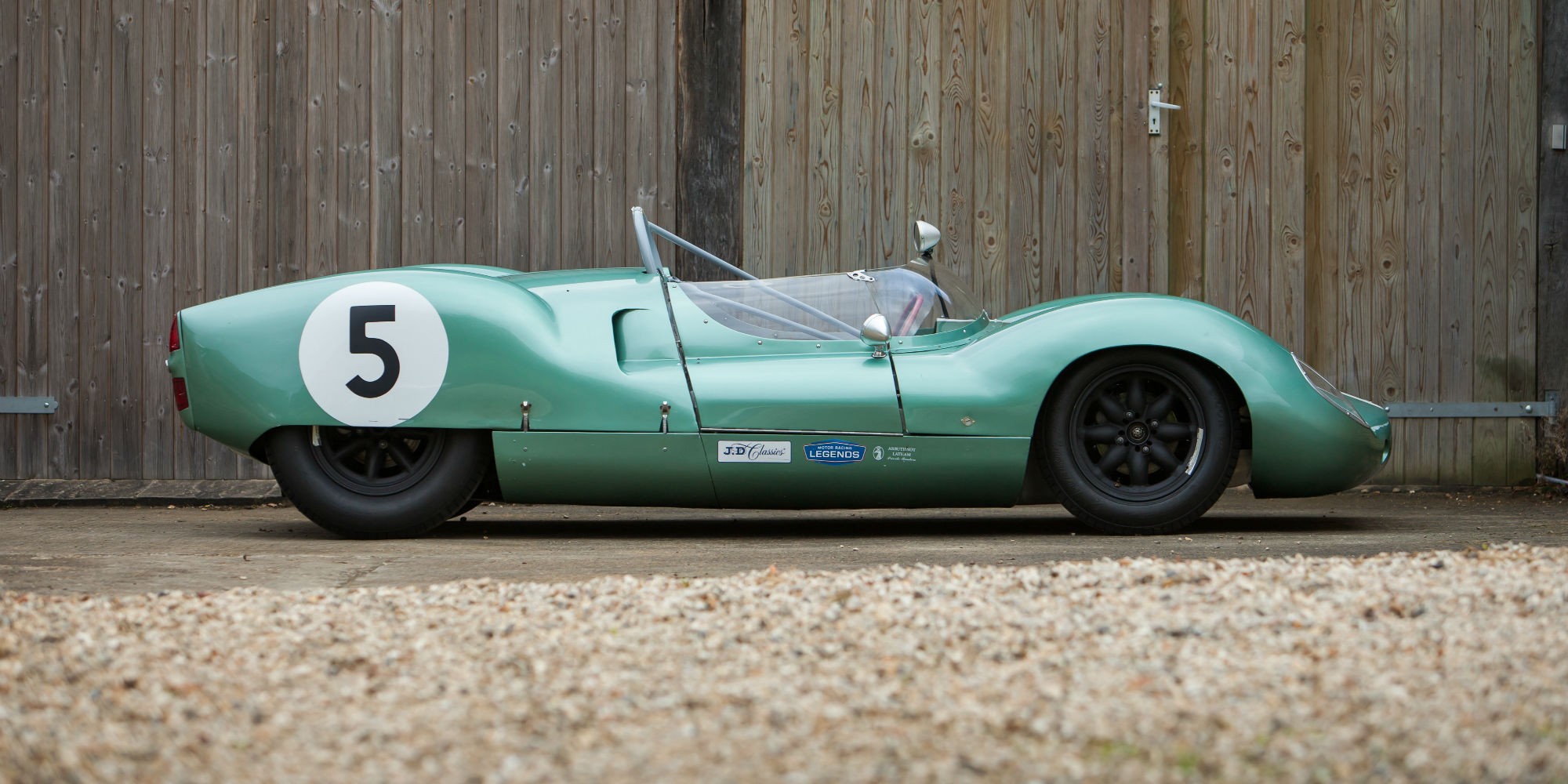 The Ex – Sir Stirling Moss, Bib Stillwell, 'Coil Sprung' 1959 Cooper T49 'Monaco'