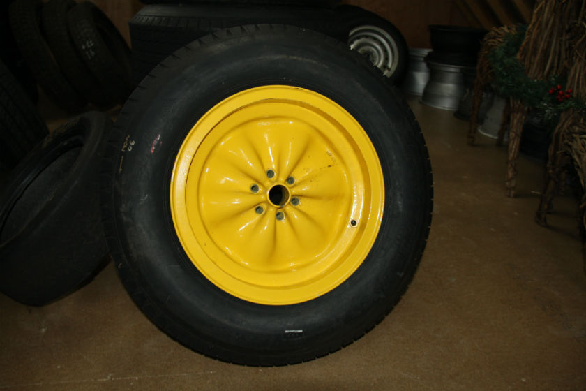 Lotus Wobbly Web Wheels For Sale at William I'Anson Ltd