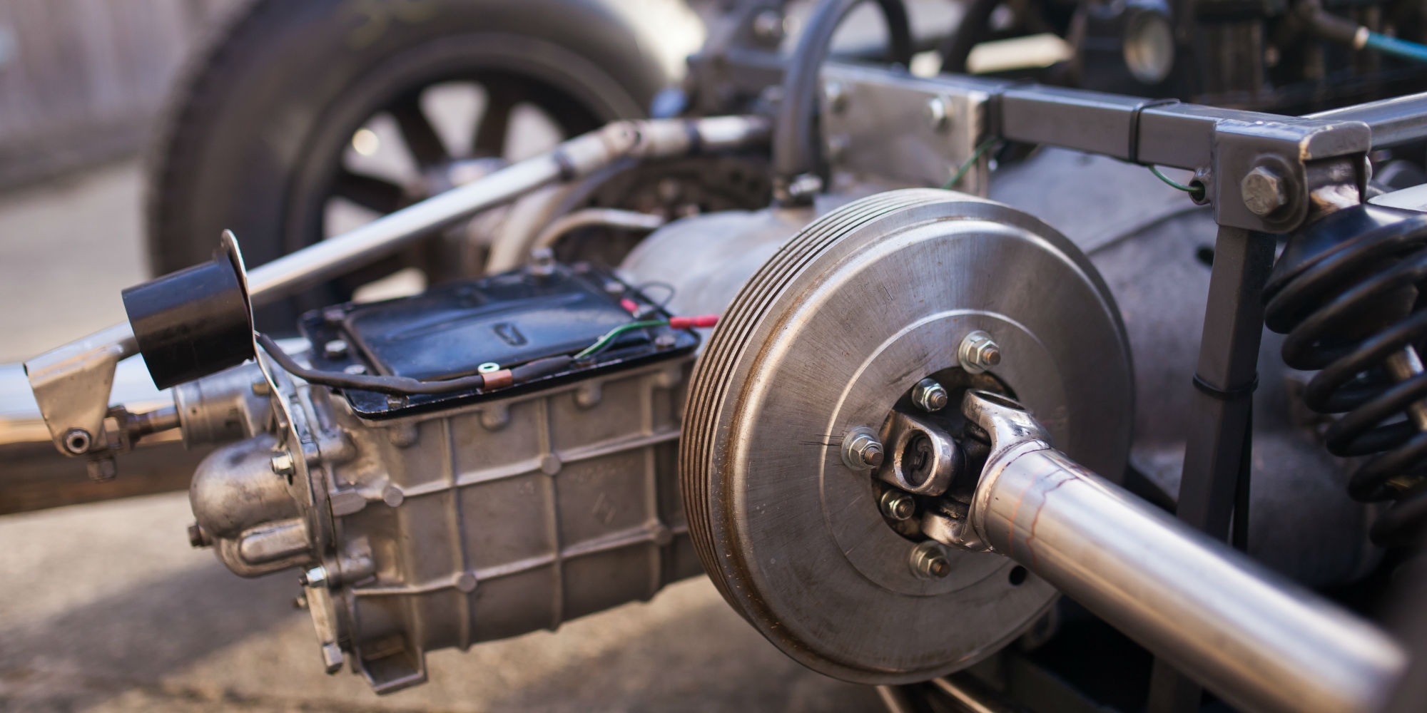 The Ex – Works, Mike Parkes 1961 Gemini Mk3A Formula Junior