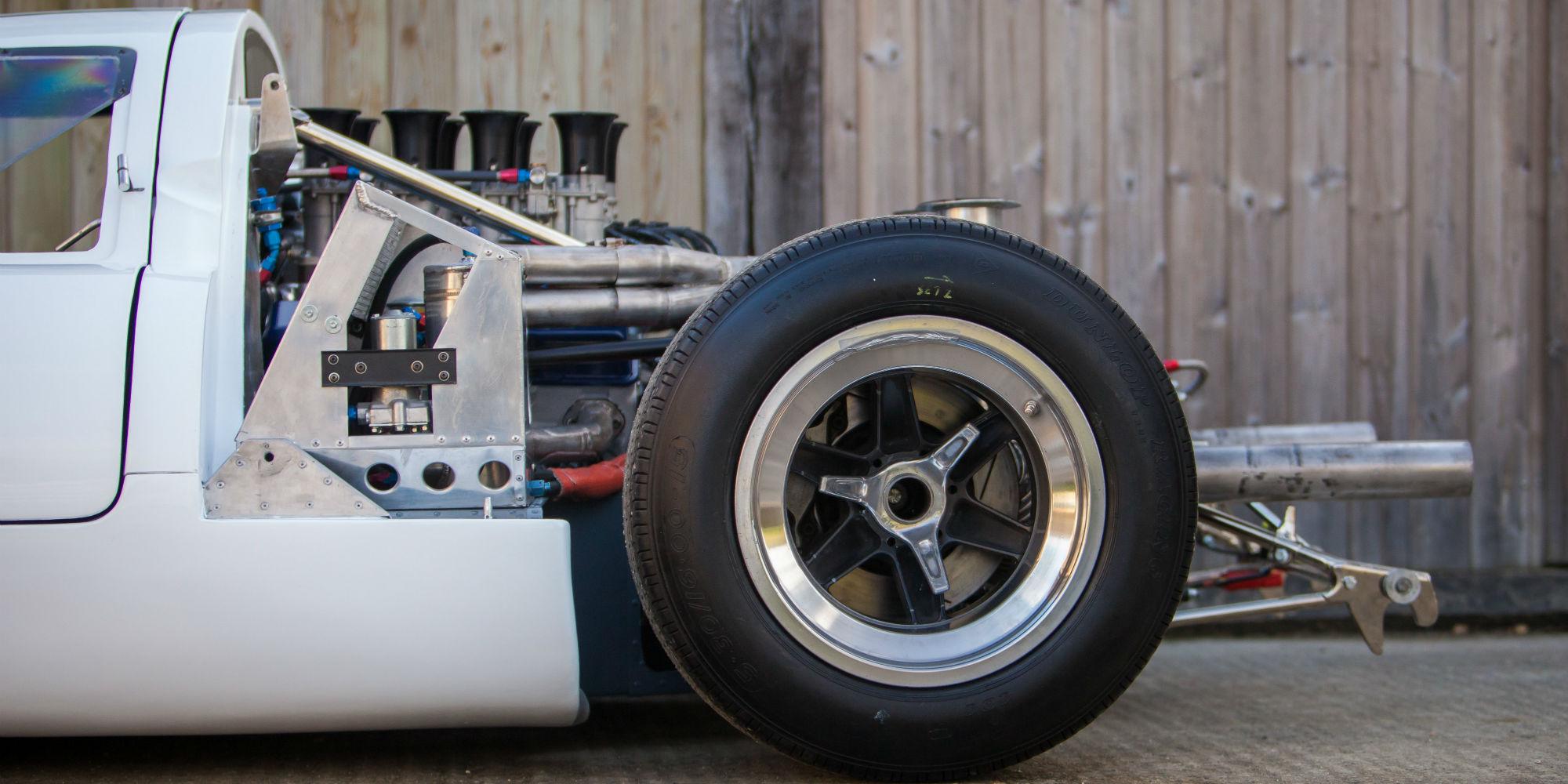 The Sid Taylor Racing, Ex – Redman, Hulme, Gardner, Revson 1969 Lola T70 Mk3B
