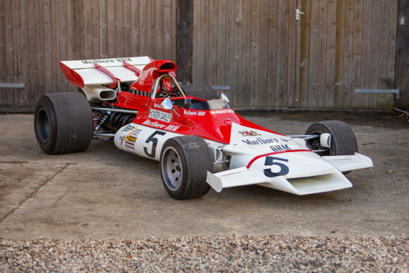 1973 BRM P160 For Sale at William I'Anson Ltd