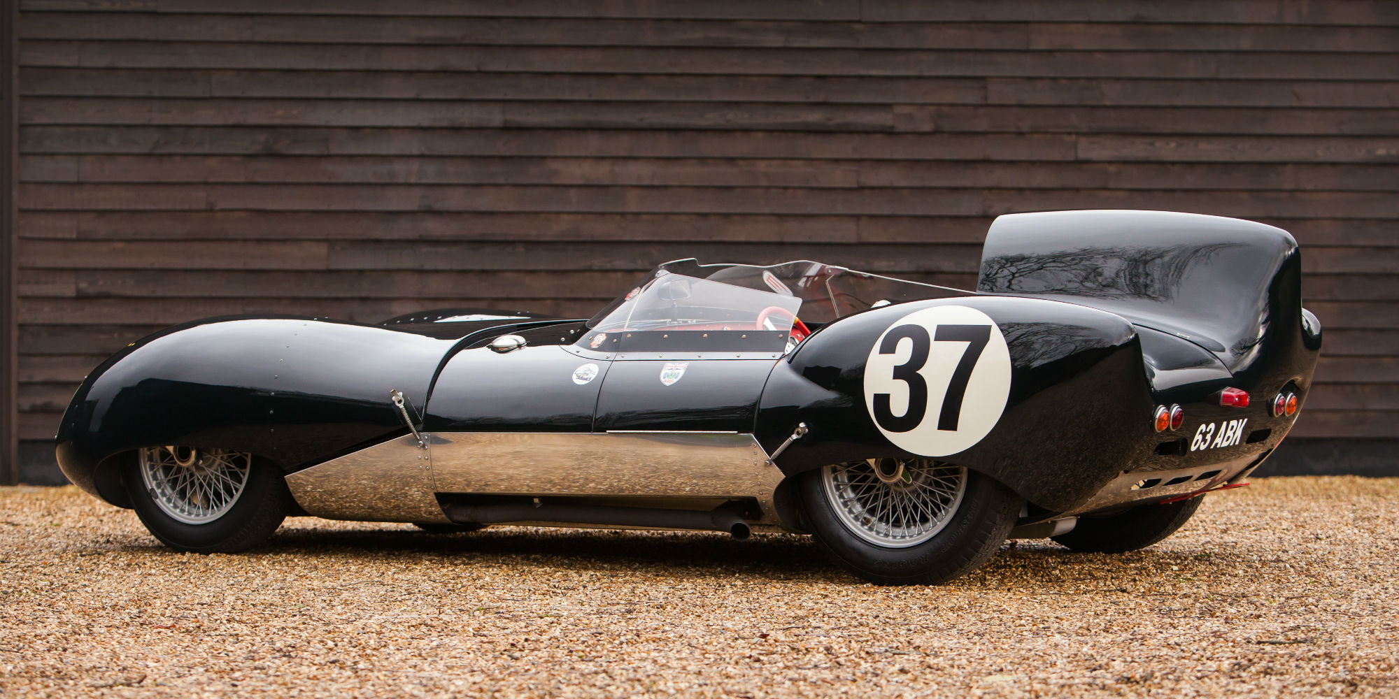 Ex – South African Grand Prix 1959 Lotus 11 Le Mans Series 2